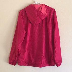 adidas Jackets & Coats - Adidas Pink Windbreaker in Size XL